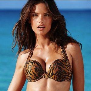 Victoria's Secret tiger striped bombshell bikini